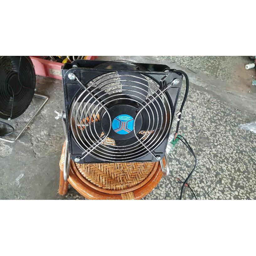 [多元化風扇風鼓]全新8吋12DC直流風扇~可調吹角超方便~露營車~室內室外~車內使用