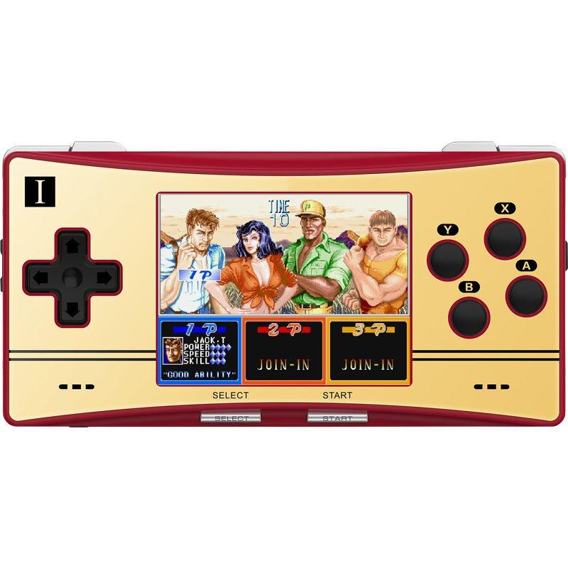 【現貨 正品 遊戲】週哥RG300X開源掌機復古高清ips屏懷舊街機FC紅白機BGM遊戲機GBA