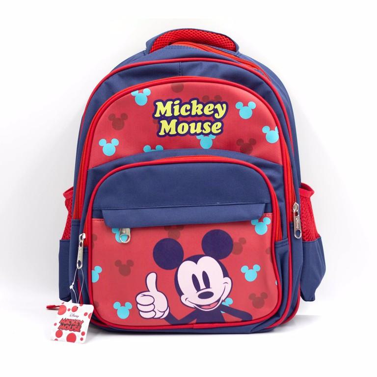 【Disney迪士尼】正版休閒兒童書包-米奇