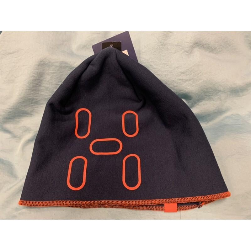 瑞典Haglofs FANATIC PRINT CAP 輕量 透氣刷毛帽,保暖帽.造型帽.毛帽