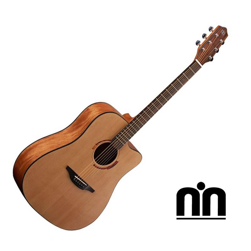 米維斯 Miwish S(Y) DSNC 41吋 雲杉單板 民謠吉他【他,在旅行】