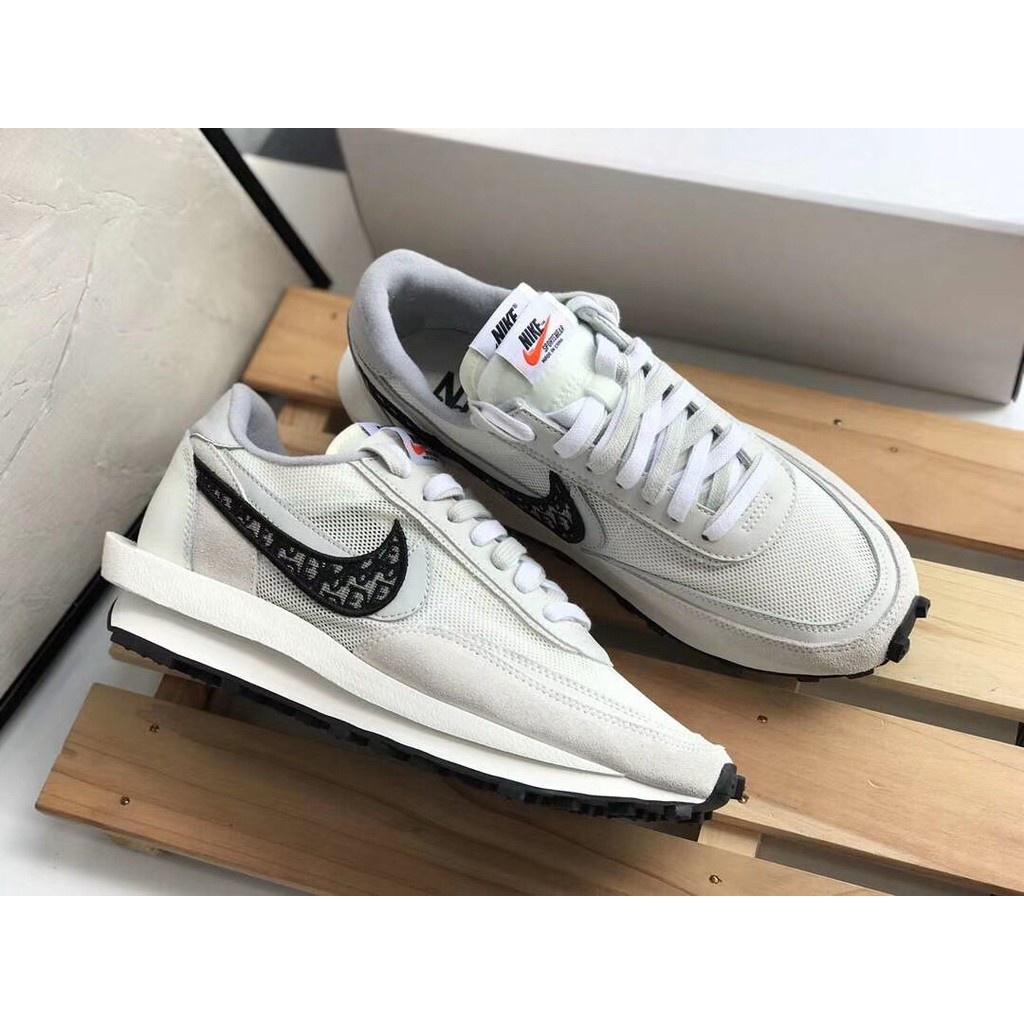 韓國現貨Nike x Sacai x Dior 聯名 男女 現貨