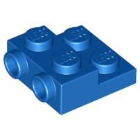 玩樂趣 LEGO樂高 99206 藍色 2x2x2/3 with 2 Studs on Side