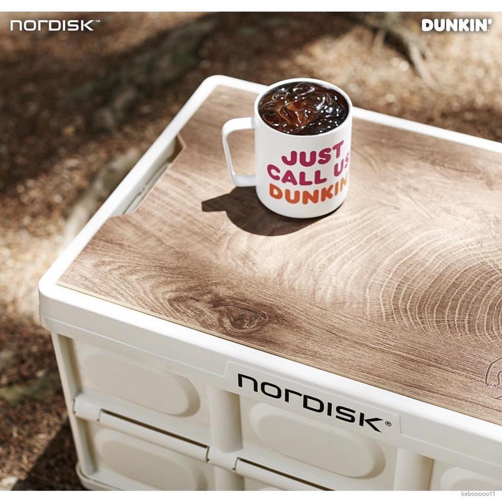 下殺☜❐【Concrete Jungle】Nordisk大白熊戶外露營家居折疊收納箱整理箱
