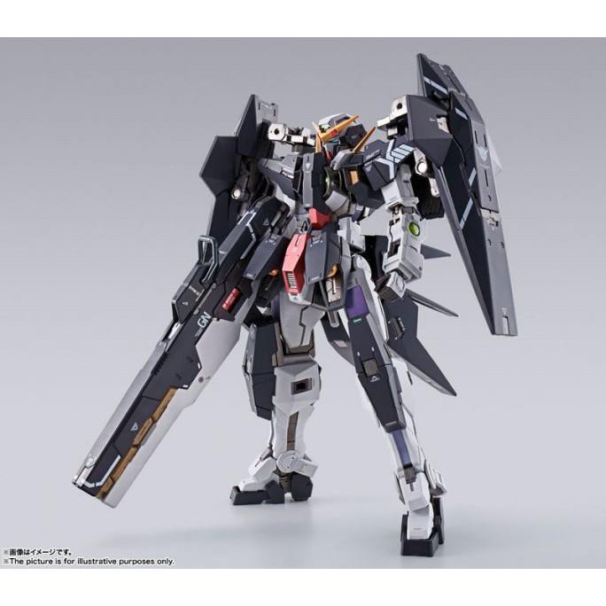 BANDAI METAL BUILD 力天使鋼彈修補版III 東海模型