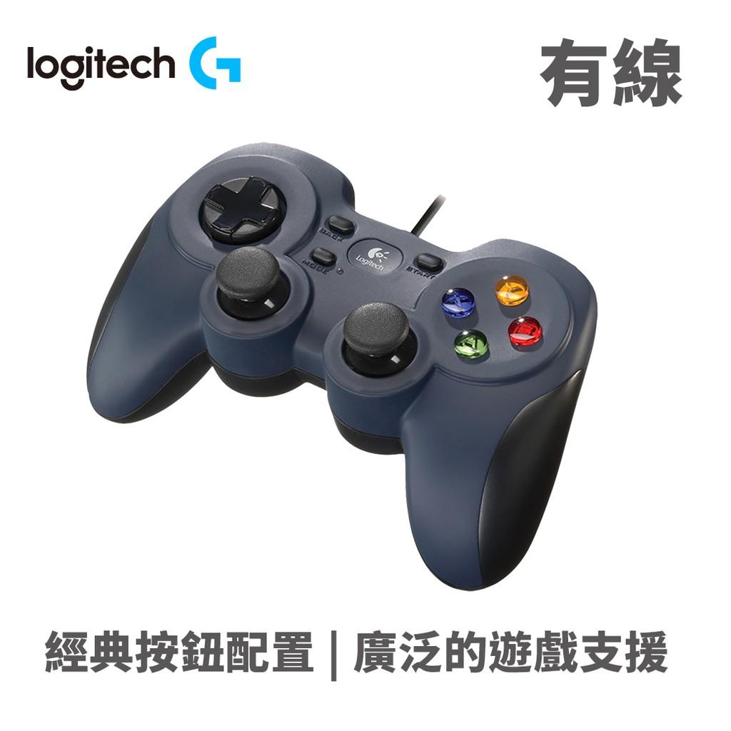 Logitech 羅技 F310 黑 遊戲搖桿 USB 搖桿 有線 PC