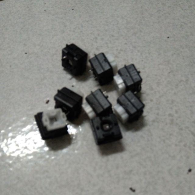 羅技軸 ROMER G軸 優良 OMRON 電競 軸體 (G413 G613 無中央導光棒)G810 G512