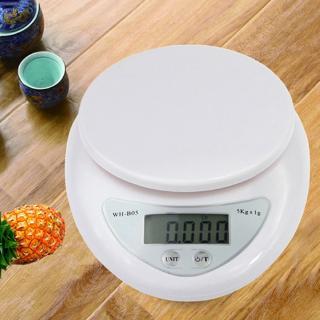 廚房電子秤5kg /  1kg