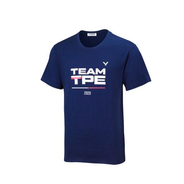 TEAM TPE 中華隊奧運應援棉T恤 (中性 純棉) T-2021