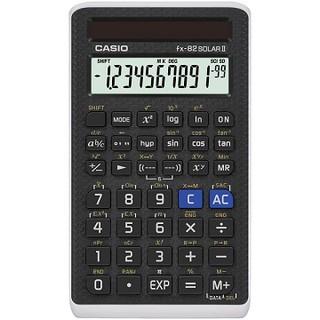 ★ 隨便賣★ 全新公司貨【CASIO】FX-82SOLAR II 國家考試專用太陽能計算機