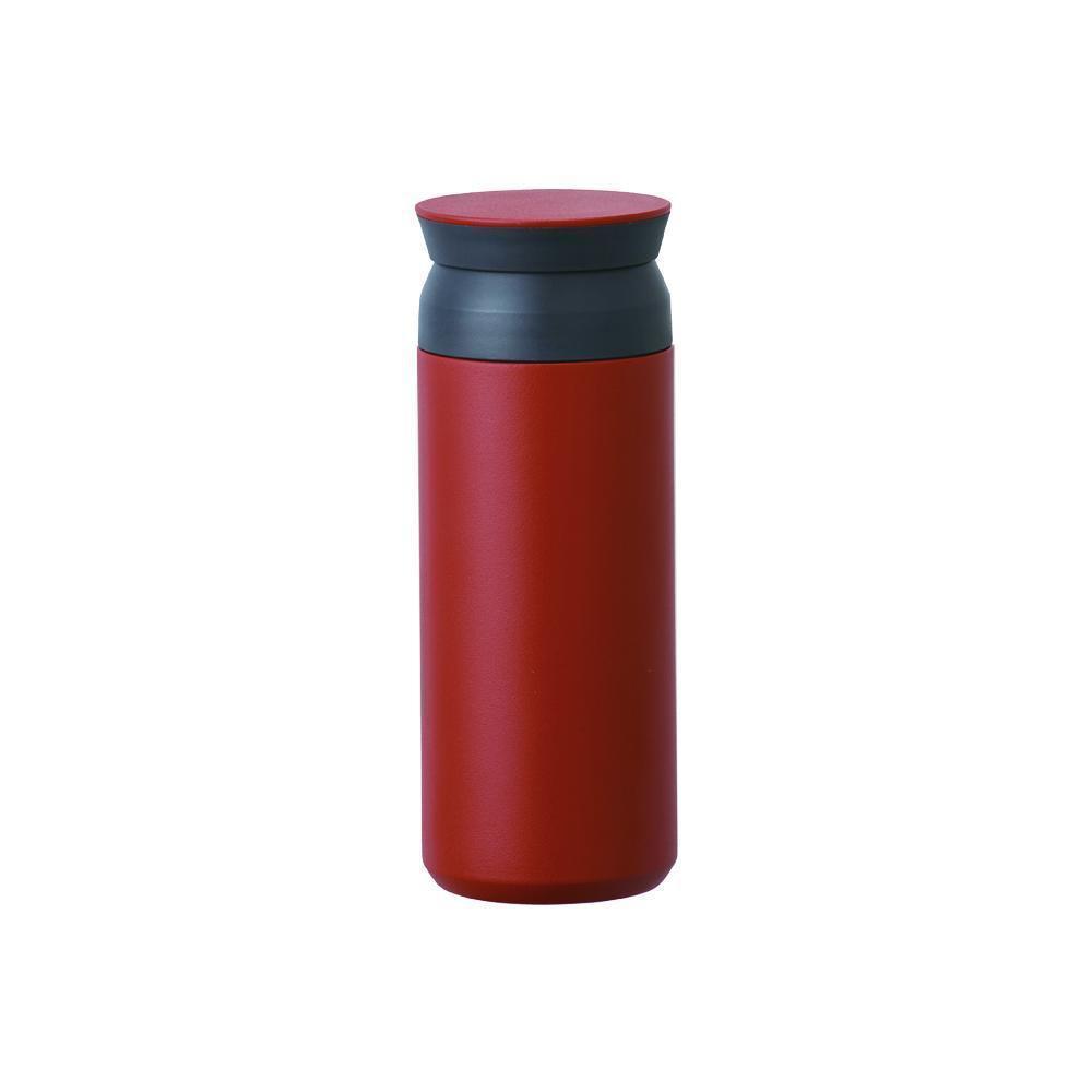 【KINTO】TRAVEL TUMBLER隨行保溫瓶 500ml-紅