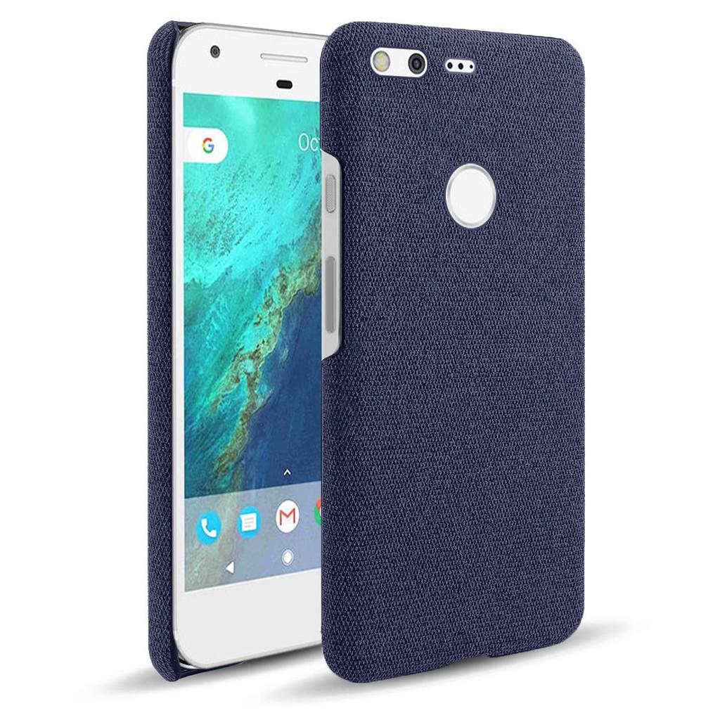 谷歌 google保護殼❧谷歌google pixel官方布紋手機殼pixel 1布面織物保護套pixel xl