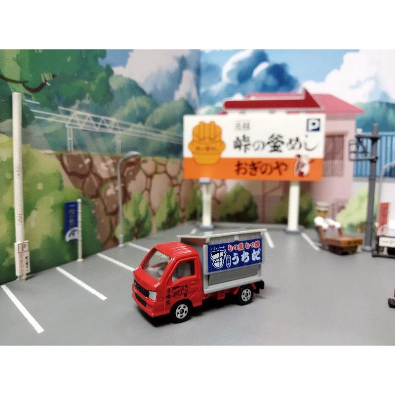 TOMICA 多美 食物車組 關東煮 屋台 盒組 套組