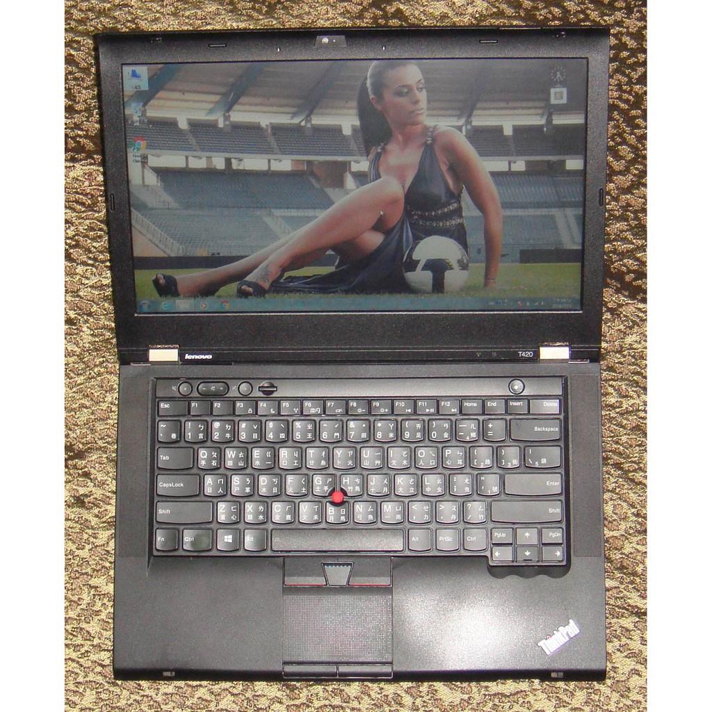 Lenovo ThinkPad T420 i5-2520M 二代14吋商務機