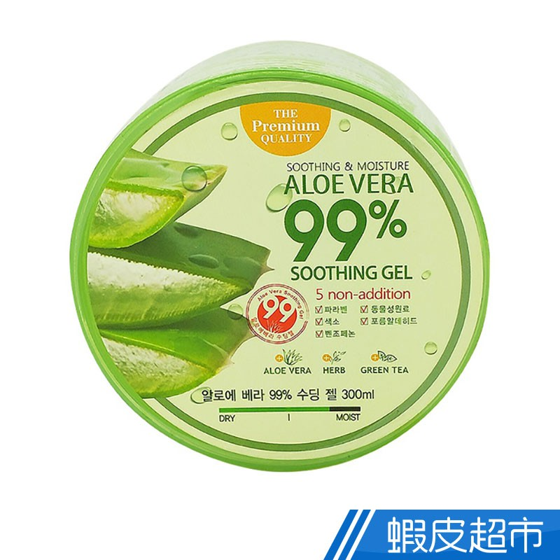 Beloved & Co. 蘆薈99%超補水修護保濕凝膠 300ml(新版)