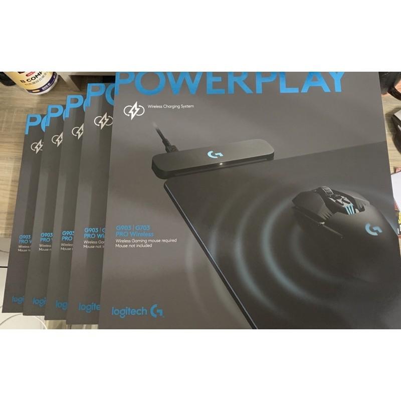 預購 羅技 Logitech POWERPLAY 無線充電 遊戲 電競 滑鼠墊