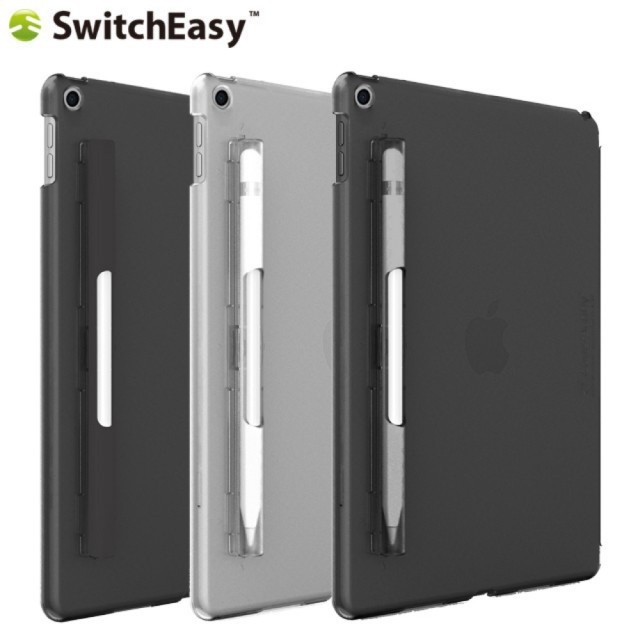 "SwitchEasy iPad 10.2"" (7/8th) CoverBuddy 含筆槽平板保護背蓋殼"