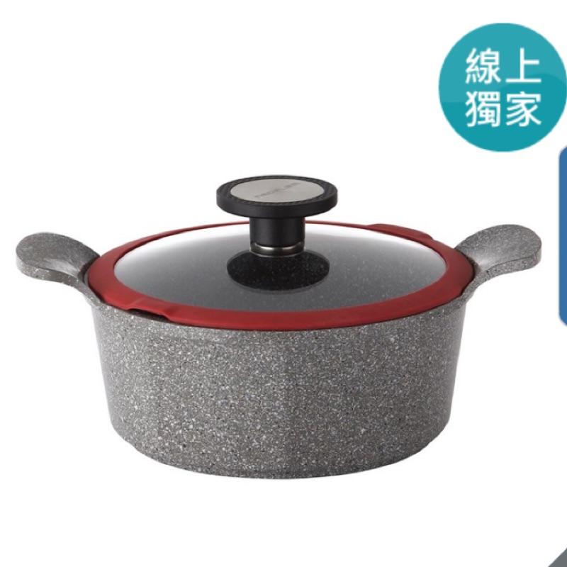Neoflam Pote 鑄造雙耳湯鍋 24 公分 好市多 精選商品 costco
