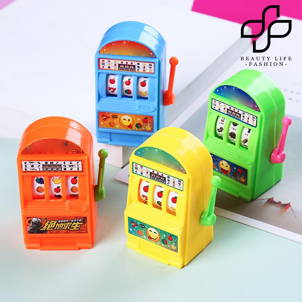 ✨媽咪小鬼生活館✨2pcs兒童益智玩具搖獎機迷你中獎遊戲機益智桌遊(視頻)