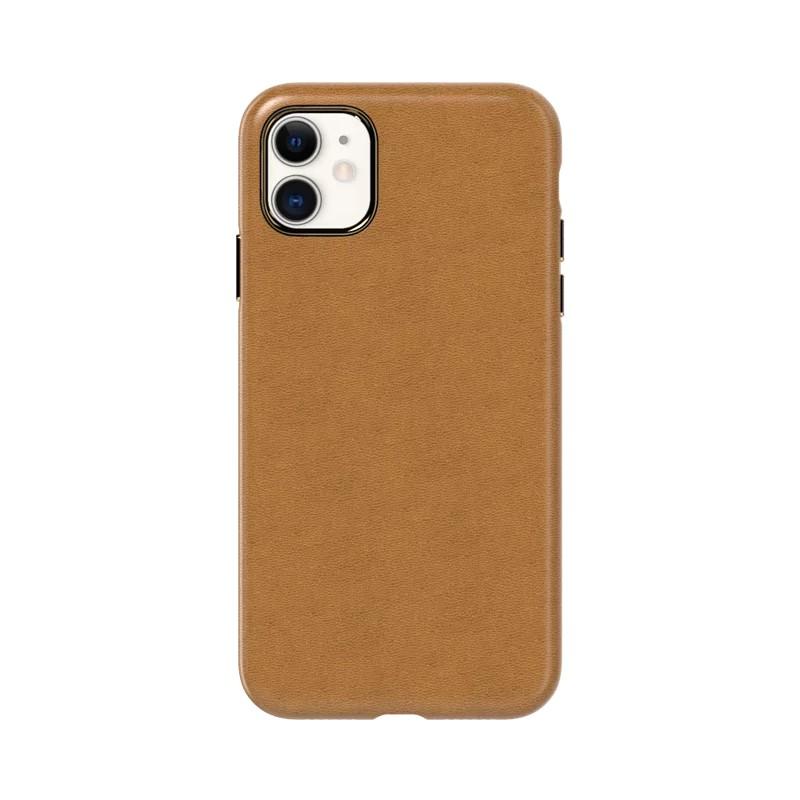 UNIU iPhone 11 系列 CUERO 全包皮革保護殼