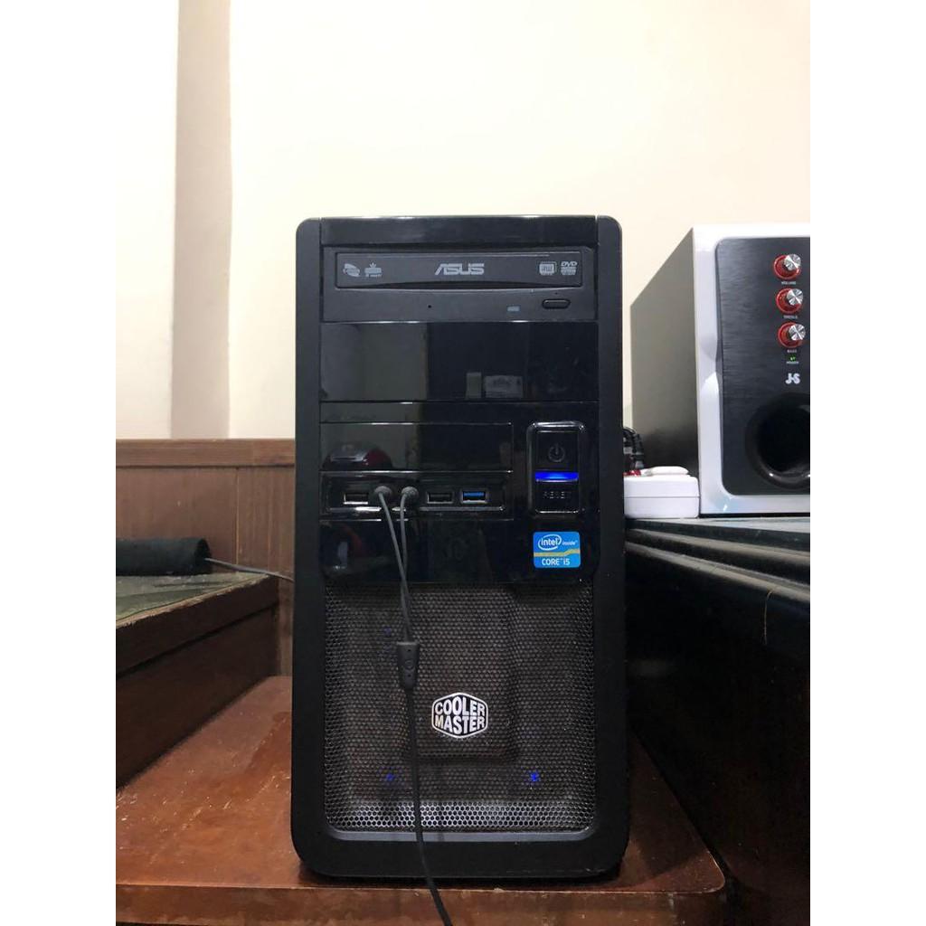 二手桌電 I5+GTX 1060 6g 16G記憶體下殺萬元有找! LoL 鬥陣特工GTA5 吃雞 模擬器多開