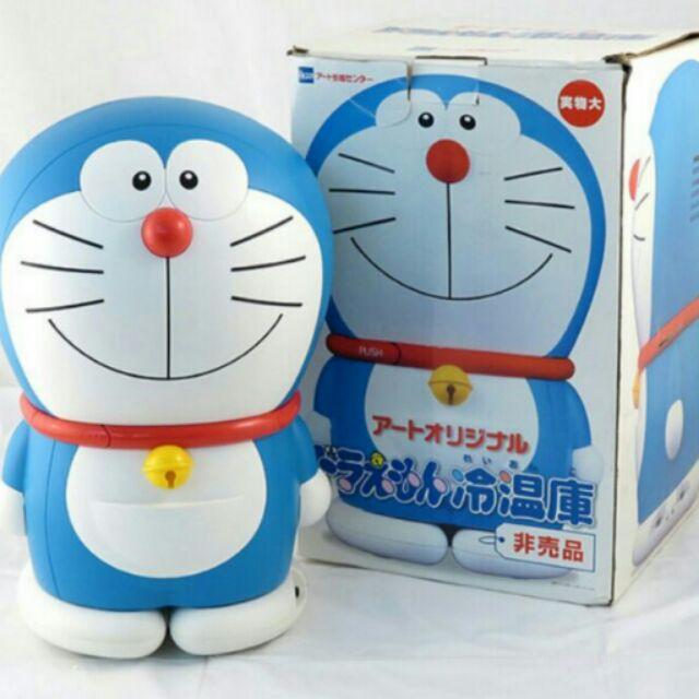 哆啦a夢 哆啦美 冰箱/冷溫庫