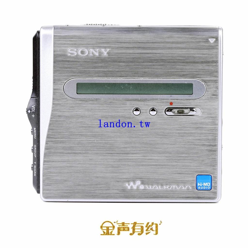 全套帶包裝 SONY MZ-NH1 索尼HI-MD隨身聽 MD播放器 關聯RH1