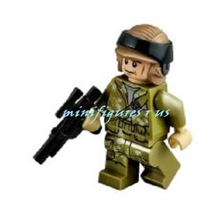 [樂高小人國] LEGO 正版樂高絕版品 75094 星際大戰/ 星戰 特迪瑞帝國穿梭機 Trooper 反叛軍人偶附槍