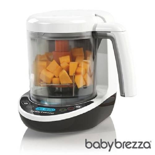 美國baby brezza 副食品自動料理機(數位版)+送3M食物剪