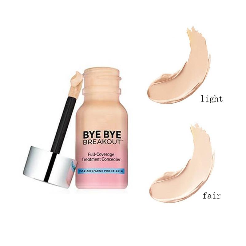 IT COSMETICS 它化妝品再見脫妝全覆蓋遮瑕膏 0.35 Fl Oz | 10.5 毫升臉部眼妝