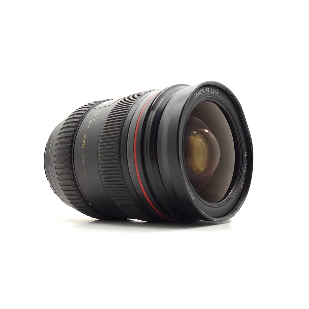 【曼尼3C】Canon EF 24-70mm f2.8 L 二手 鏡頭 #30996