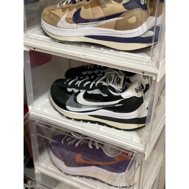 Sacai Nike Vaporwaffle 黑
