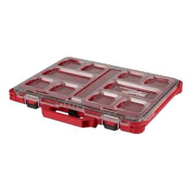 [扣辣五金] Milwaukee 美沃奇 堆疊 工具箱 組合箱 收納盒 收納箱 零件盒 48-22-8431