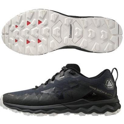 Field Bal 棒壘運動用品---MIZUNO 美津濃 WAVE DAICHI 6 GTX 男慢跑鞋 J1GJ215