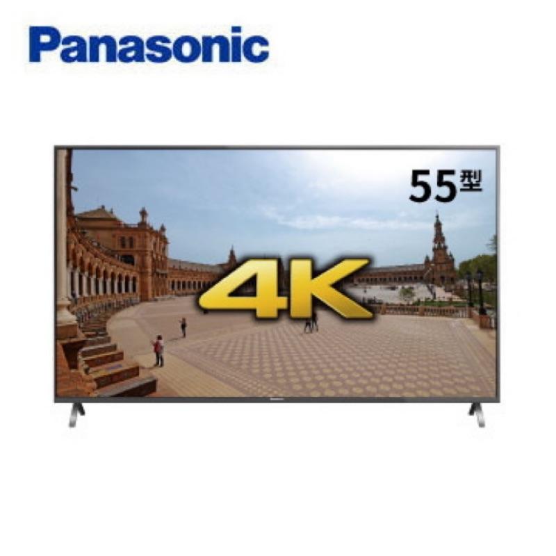 Panasonic 55型六原色4K智慧聯網顯示器 TH-55GX800W 55GX800