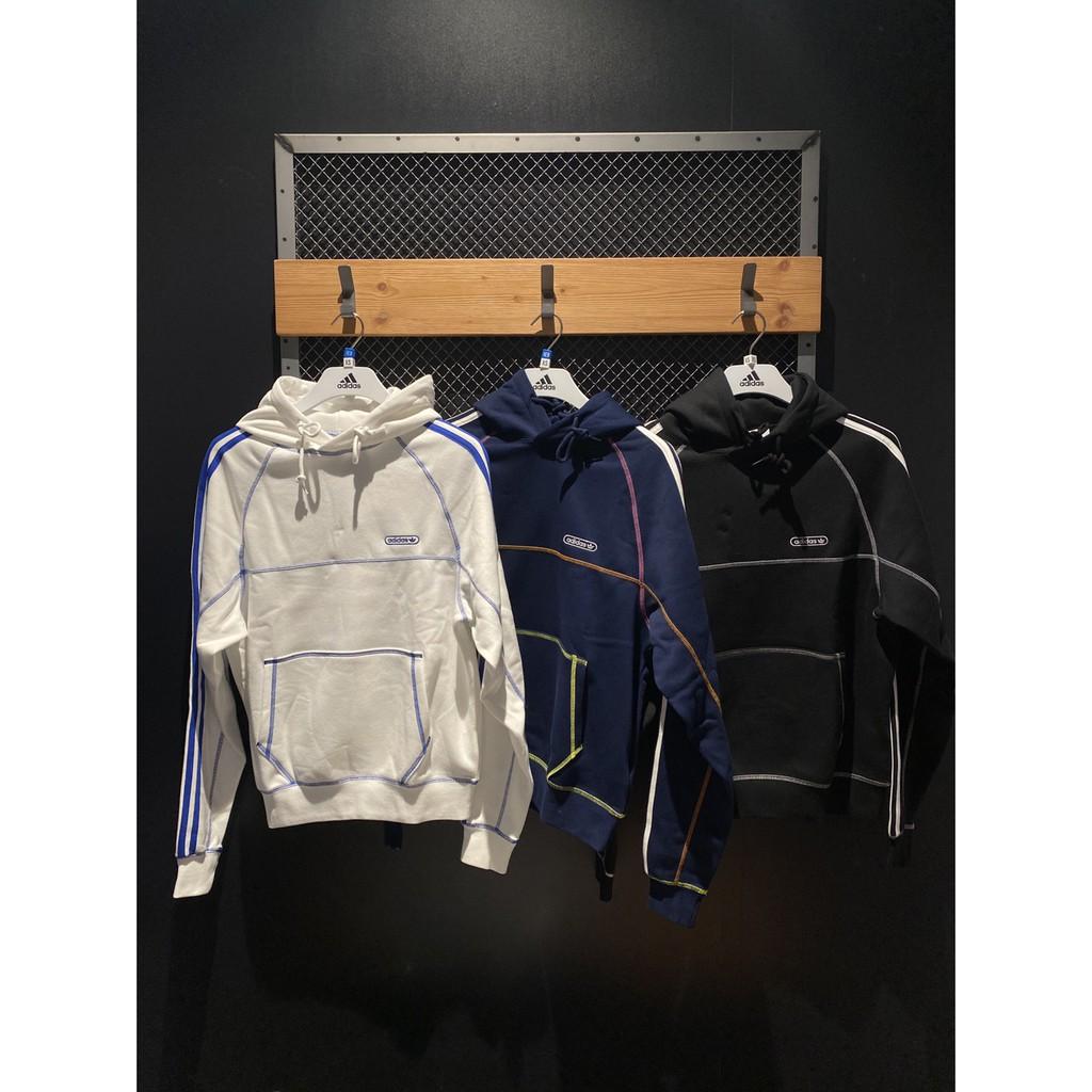 『GW.shopus』Adidas Original 長袖上衣 GN3892白 GN3893 藍GN3891 黑 男款