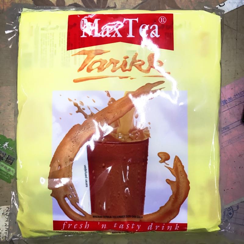 印尼MAXTEA即溶奶茶