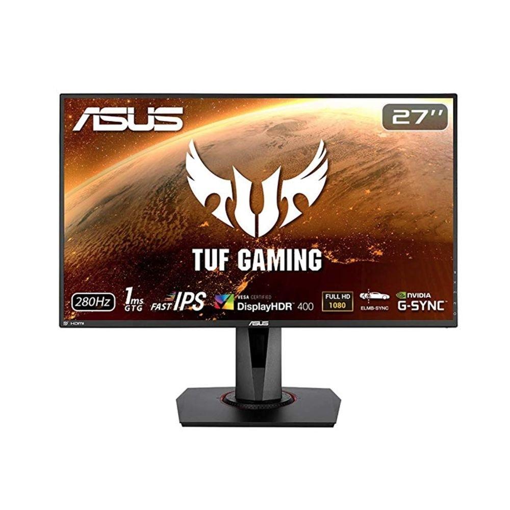 【宅配免運】ASUS TUF Gaming VG279QM 27吋 HDR IPS 電競螢幕 下標前請先與賣家確認貨量