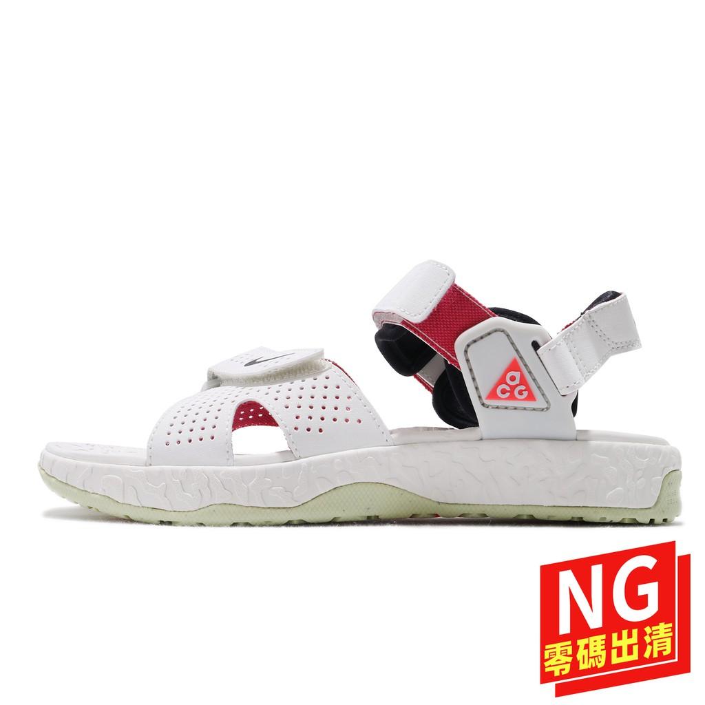 Nike ACG Air Deschutz 米白 橘 男鞋 女鞋 戶外風格 涼拖鞋 涼鞋【ACS】(US10)