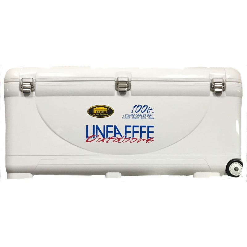 超低價免運費 限宅配 冰寶 100公升 80公升 60公升 48公升 白色限定外銷版 冰箱 冰桶 白鐵扣環 獨立耐壓輪