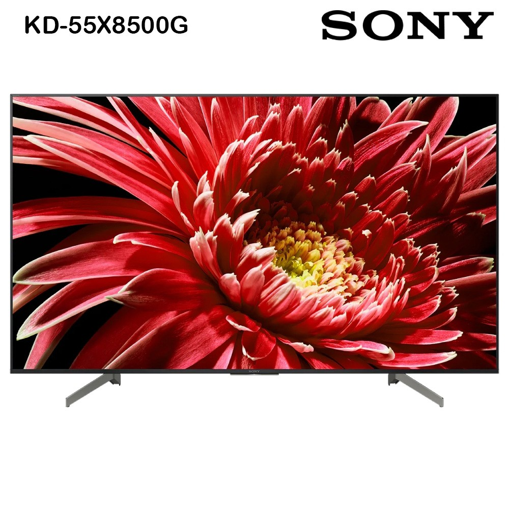 SONY 55吋 4K HDR 連網液晶電視 KD-55X8500G