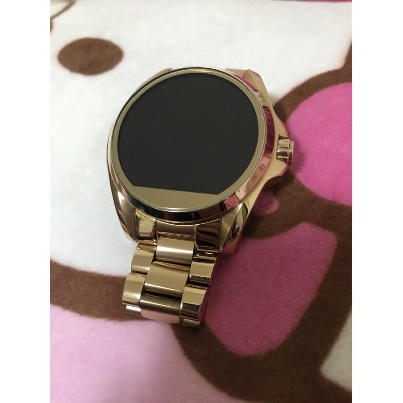 實裝圖 ( #  圓形手錶鋼化膜)  手錶鋼化膜 (玻璃膜)  可用於Michael Kors  手錶 MKT5004