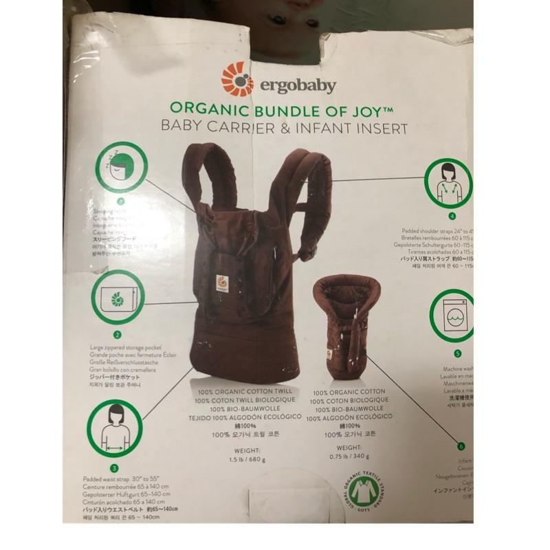 Ergobaby原創嬰兒揹巾 背帶(2手)購於好市多