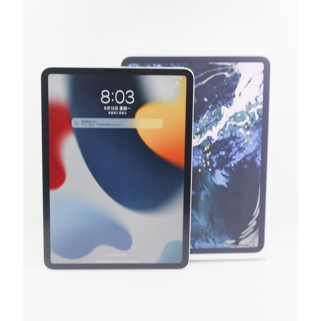 【 青蘋果】 Apple iPad Pro 11吋 2018年款 256G Wifi版 黑二手平板#DI122