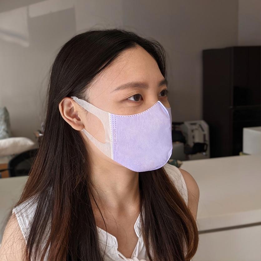 順易利 3D 立體 成人 醫用 口罩
