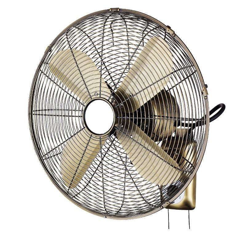 免運 強力工業扇 仿古壁扇復古電風扇 家用金屬遙控12吋16吋18吋大風量掛壁掛式掛牆壁扇 附送110V變壓器