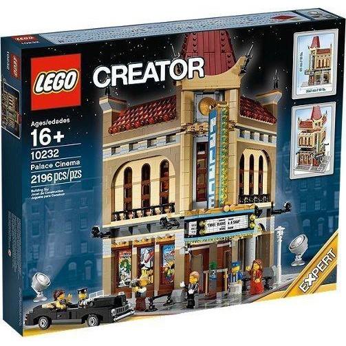(全新未拆) lego LEGO 樂高 10232 電影院 Palace Cinema 10211 10218