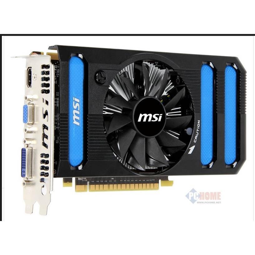 熱賣微星GTX550TI 1G DNF秒華碩 影馳750  1050 950 760 750TI顯卡