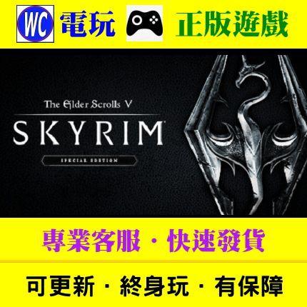 【WC電玩】PC 上古卷軸 5:無界天際 特別版/VR版The Elder Scrolls V STEAM數位版