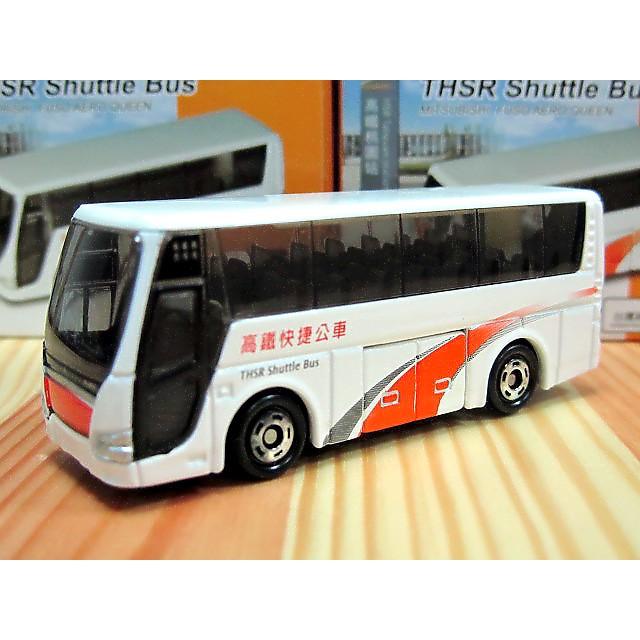 TOMICA - 台灣高鐵巴士